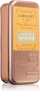 Paddywax Library Ralph Waldo Emerson bougie parfumée