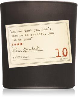 Paddywax Library John Steinbeck illatos gyertya  I.
