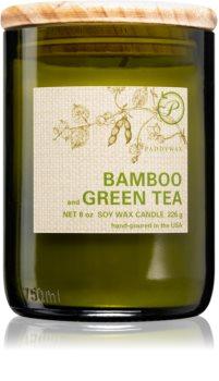 Paddywax Eco Green Bamboo & Green Tea geurkaars