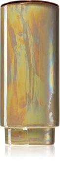 Paddywax Glow White Woods & Mint candela profumata II