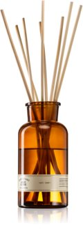 Paddywax Apothecary Amber & Smoke aroma diffuser met vulling