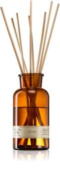 Paddywax Apothecary Amber & Smoke difusor de aromas con esencia