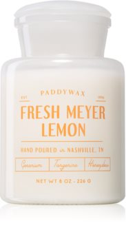 Paddywax Farmhouse Fresh Meyer Lemon świeczka zapachowa  (Apothecary)