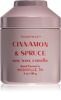 Paddywax Whimsy Cinnamon & Spruce Tuoksukynttilä