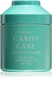 Paddywax Whimsy Candy Cane illatos gyertya