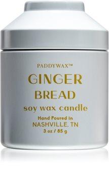 Paddywax Whimsy Gingerbread vonná svíčka