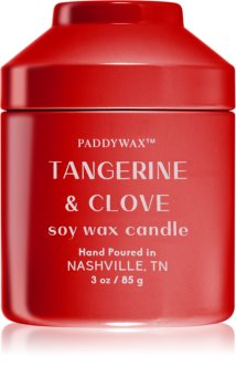 Paddywax Whimsy Tangerine & Clove doftljus