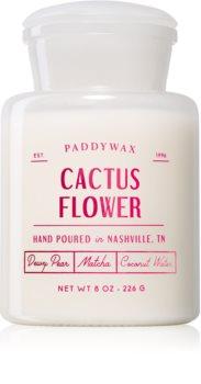 Paddywax Farmhouse Cactus Flower ароматическая свеча