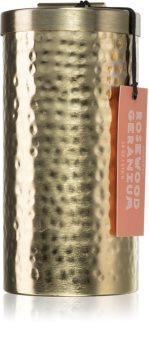 Paddywax Patina Rosewood & Geranium ароматическая свеча