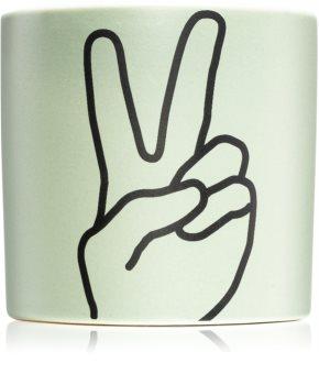 Paddywax Impressions Lavender & Thyme ароматна свещ  (Peace)