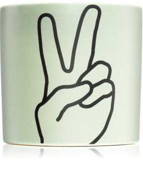 Paddywax Impressions Lavender & Thyme scented candle (Peace)