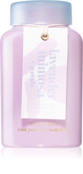 Paddywax Lolli Lavender Mimosa & Petals duftlys II.