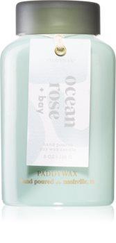 Paddywax Lolli Ocean Rose & Bay bougie parfumée