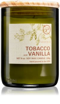 Paddywax Eco Green Tabacco & Vanilla Tuoksukynttilä