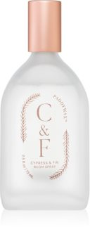 Paddywax Cypress & Fir spray lakásba