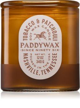 Paddywax Vista Tocacco & Patchouli bougie parfumée