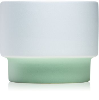 Paddywax Color Block Saltwater Suede scented candle