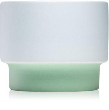 Paddywax Color Block Saltwater Suede vonná sviečka