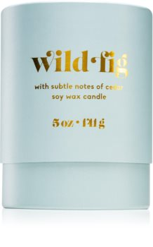 Paddywax Petite Wild Fig scented candle