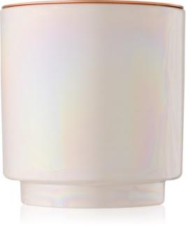 Paddywax Glow Cotton & Teak vela perfumada