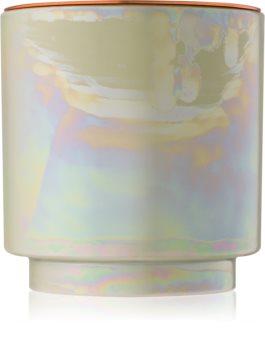 Paddywax Glow White Woods & Mint lumânare parfumată