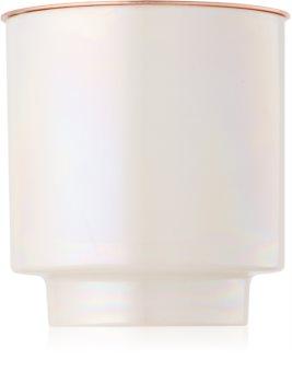 Paddywax Glow Cotton & Teak vonná svíčka
