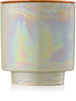 Paddywax Glow White Woods & Mint candela profumata