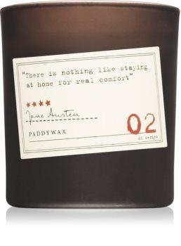 Paddywax Library Jane Austen świeczka zapachowa