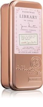 Paddywax Library Jane Austen bougie parfumée I.
