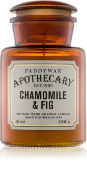 Paddywax Apothecary Chamomile & Fig candela profumata