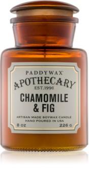 Paddywax Apothecary Chamomile & Fig lumânare parfumată