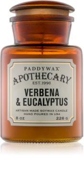 Paddywax Apothecary Verbena & Eucalyptus Duftkerze