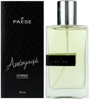 Paese Autograph eau de parfum férfiaknak 50 ml
