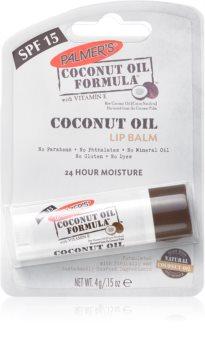 Palmer's Face & Lip Coconut Oil Formula hydratačný balzam na pery v tyčinke SPF 15