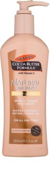 Palmer's Hand & Body Cocoa Butter Formula crème pour le corps auto-bronzante pour un bronzage progressif