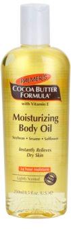 Palmer's Hand & Body Cocoa Butter Formula aceite corporal hidratante para pieles secas
