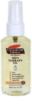 Palmer's Hand & Body Cocoa Butter Formula óleo seco multifuncional  para corpo e rosto