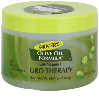 Palmer's Hair Olive Oil Formula gel regenerador fortalecimiento y crecimiento para el cabello