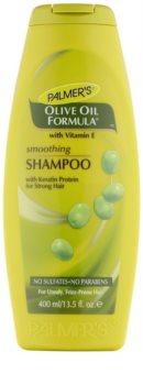 Palmer's Hair Olive Oil Formula champô suavizante com queratina
