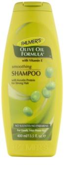 Palmer's Hair Olive Oil Formula vyhladzujúci šampón s keratínom