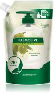 Palmolive Naturals Ultra Moisturising savon liquide mains recharge