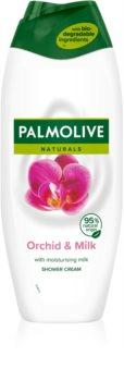 Palmolive Naturals Orchid finom tusolókrém