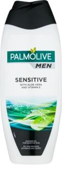 Palmolive Men Sensitive gel de duche para homens
