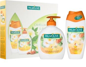 Palmolive Naturals Camellia Oil & Almond coffret cosmétique II.