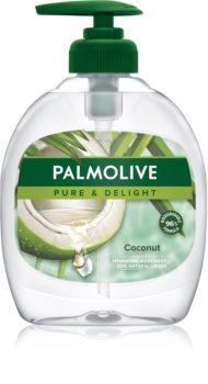 Palmolive Pure & Delight Coconut flüssige Seife für die Hände