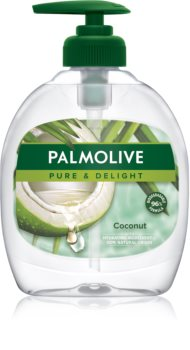 Palmolive Pure & Delight Coconut savon liquide mains