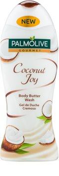 Palmolive Gourmet Coconut Joy gel de dus imbogatit cu unt