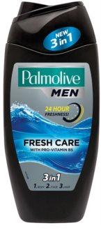 Palmolive Men Fresh Care gel de banho para homens 3 em 1