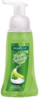 Palmolive Magic Softness Lime & Mint Schaumseife zur Handpflege