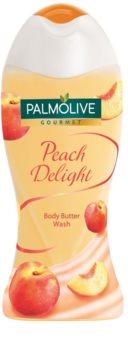 Palmolive Gourmet Peach Delight manteiga de duche